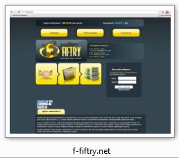 f-fiftry.net - Черный список сайтов опросных мошенников.